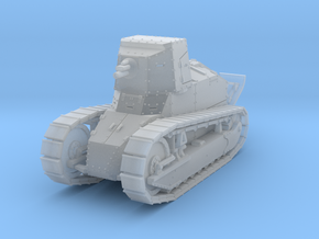 PV168C Renault FT 75 BS (1/87) in Smooth Fine Detail Plastic