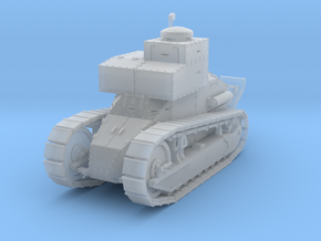 PV169C M1917 Signal Tank (1/87) in Smooth Fine Detail Plastic