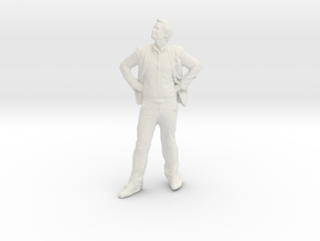 Printle C Homme 017 - 1/35 - wob in White Natural Versatile Plastic