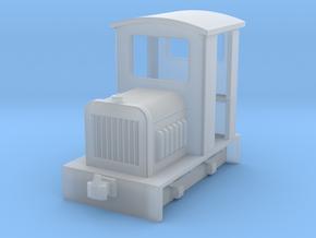 HOf Diesel loco 1 in Frosted Ultra Detail