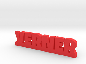 VERNER Lucky in Red Processed Versatile Plastic
