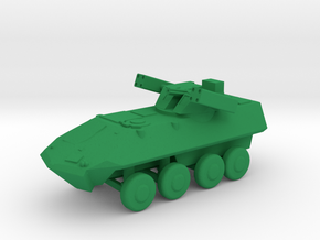 1/144 Scale LAV25 AD in Green Strong & Flexible Polished