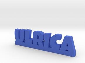 ULRICA Lucky in Blue Processed Versatile Plastic