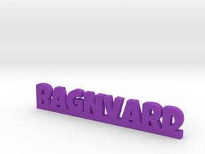 RAGNVARD Lucky in Purple Processed Versatile Plastic