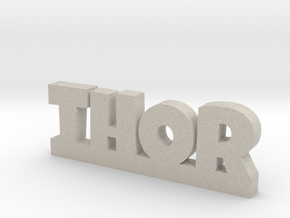 THOR Lucky in Natural Sandstone