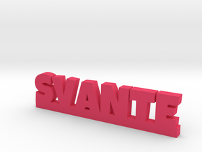 SVANTE Lucky in Pink Strong & Flexible Polished