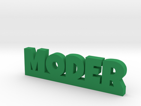 MODER Lucky in Green Strong & Flexible Polished