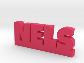 NELS Lucky in Pink Strong & Flexible Polished