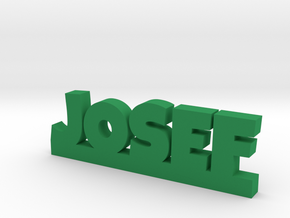 JOSEF Lucky in Green Processed Versatile Plastic