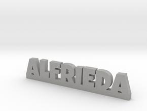 ALFRIEDA Lucky in Aluminum