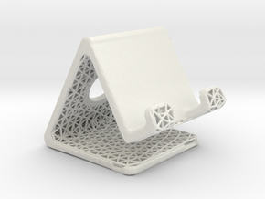 iphone stand in White Natural Versatile Plastic