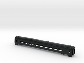 ETR610-Carriage 4 1/160 in Black Hi-Def Acrylate
