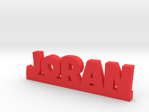 JORAN Lucky in Red Processed Versatile Plastic