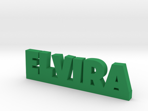 ELVIRA Lucky in Green Processed Versatile Plastic