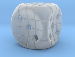 The Net D6 in Smooth Fine Detail Plastic