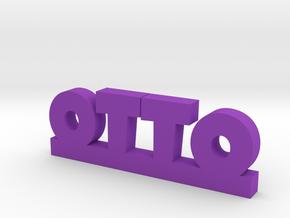 OTTO Lucky in Purple Processed Versatile Plastic