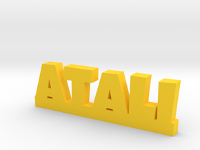 ATALI Lucky in Yellow Processed Versatile Plastic