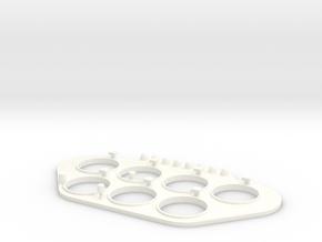 R44 IP in White Processed Versatile Plastic