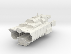 1:10000 Canterbury_100mm [The Expanse] in White Strong & Flexible