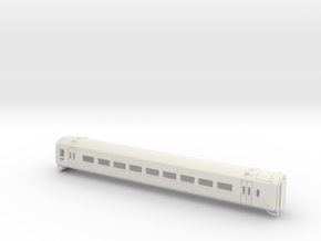 Class 158 version 2 TT in White Natural Versatile Plastic