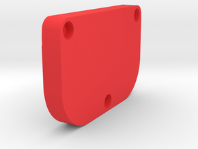 "Nanocopter ""Mini-Mavic"" - LiIon 18650 Cover in Red Processed Versatile Plastic"