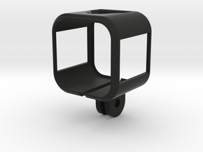 Frame for GoPro  in Black Natural Versatile Plastic