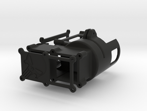 Mobius 2 camera mount  PUNISHER in Black Strong & Flexible