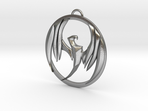 Storm Hawks  in Natural Silver
