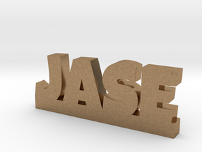 JASE Lucky in Natural Brass