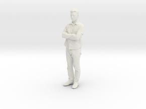 Printle C Homme 051 - 1/35 - wob in White Natural Versatile Plastic