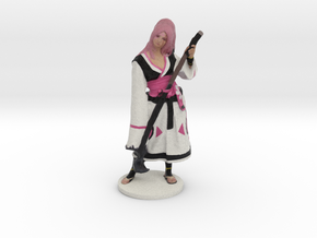 Baiken Figurine in Full Color Sandstone