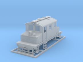 HO scale YVT 299 Body  in Smooth Fine Detail Plastic
