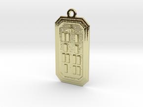 IROSOFUN in 18k Gold Plated