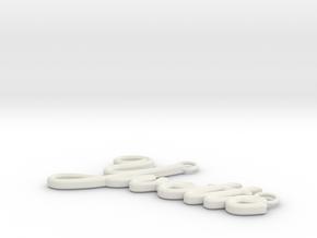 Model-5ea419c25329bbd854bcf52be46270ba in White Strong & Flexible