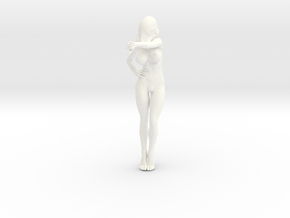 1/15 Star Wars Sexy Girl-004 in White Processed Versatile Plastic