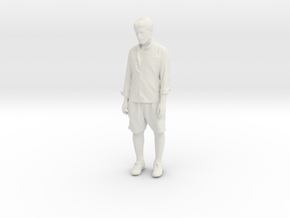 Printle C Homme 083 - 1/35 - wob in White Strong & Flexible