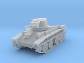 PV113C 10TP Cruiser Tank (1/87) in Smooth Fine Detail Plastic