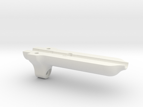 Water Inlet Longer - Otherside (1) in White Natural Versatile Plastic