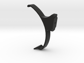 "Mobile Phone mount Lotus Elise / Exige mit ""YOSH"" in Black Natural Versatile Plastic"