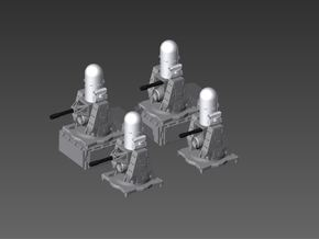 Phalanx Kit x 4 - 1/75 in Smooth Fine Detail Plastic