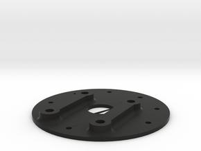 Endo-NeckHeadAdapter in Black Natural Versatile Plastic