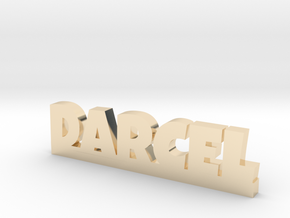 DARCEL Lucky in 14k Gold Plated Brass