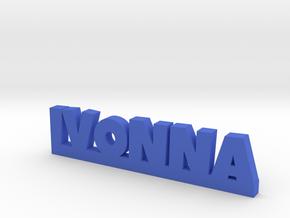 IVONNA Lucky in Blue Processed Versatile Plastic