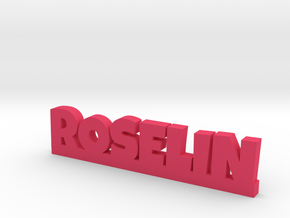 ROSELIN Lucky in Pink Processed Versatile Plastic