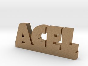 ACEL Lucky in Natural Brass