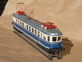NBiK Triebwagen ET 4042.01 in White Strong & Flexible