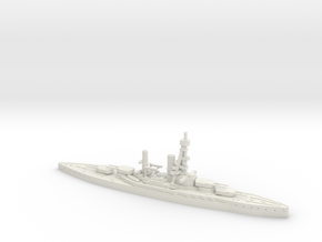 SMS Bayren 1/600 in White Strong & Flexible