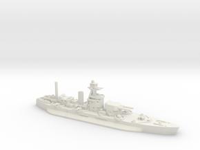 HMS Roberts 1/700 in White Natural Versatile Plastic