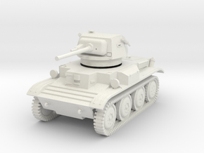 PV170A Tetrarch Light Tank (28mm) in White Natural Versatile Plastic