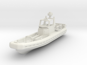 1-72 SURC or Riverine Patrol Boat in White Natural Versatile Plastic